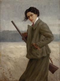 Autoportret_u_lovackom_odijelu_1912_Moderna galerija_Zagreb_web_200