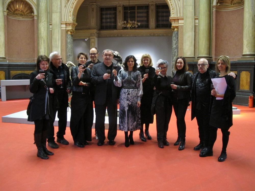 Proslava Dana Umjetničkog paviljona 15. prosinca 2017.