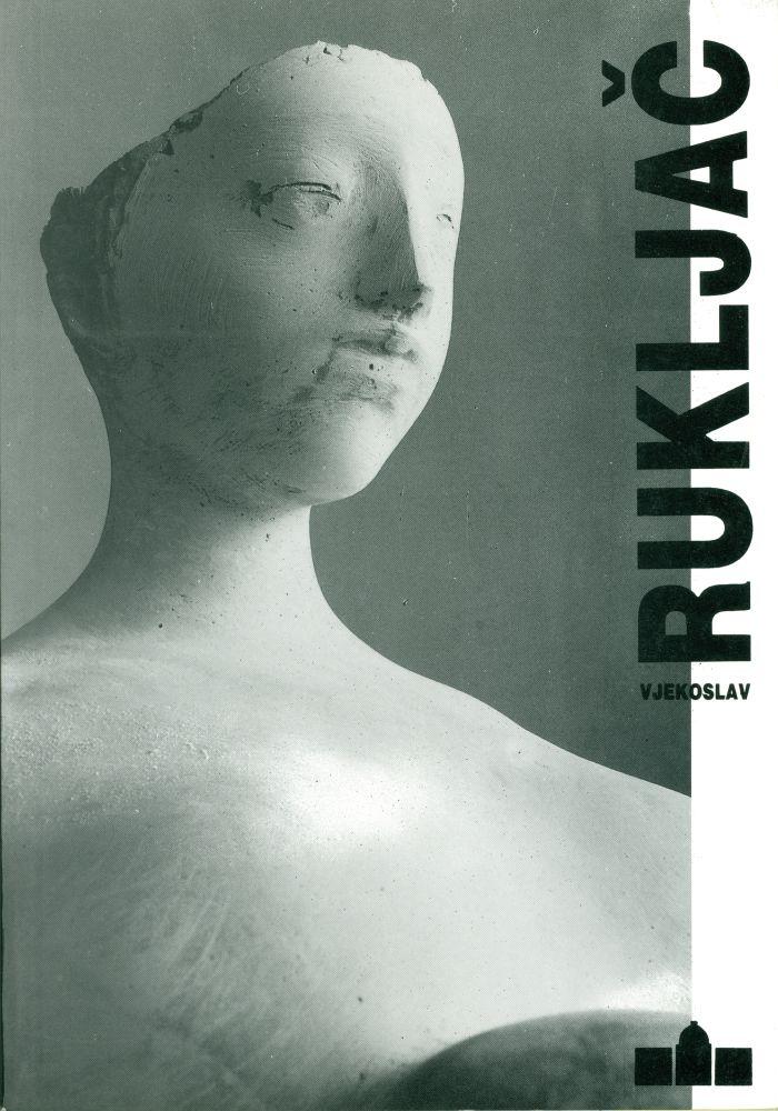 Vjekoslav Rukljac Ženski akt 1991