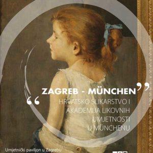 Zagreb – Munich : Croatian painting and Academy of Fine Arts in Munich
