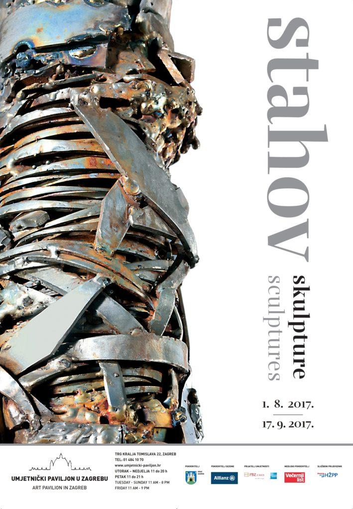Ljubomir Stahov : skulpture