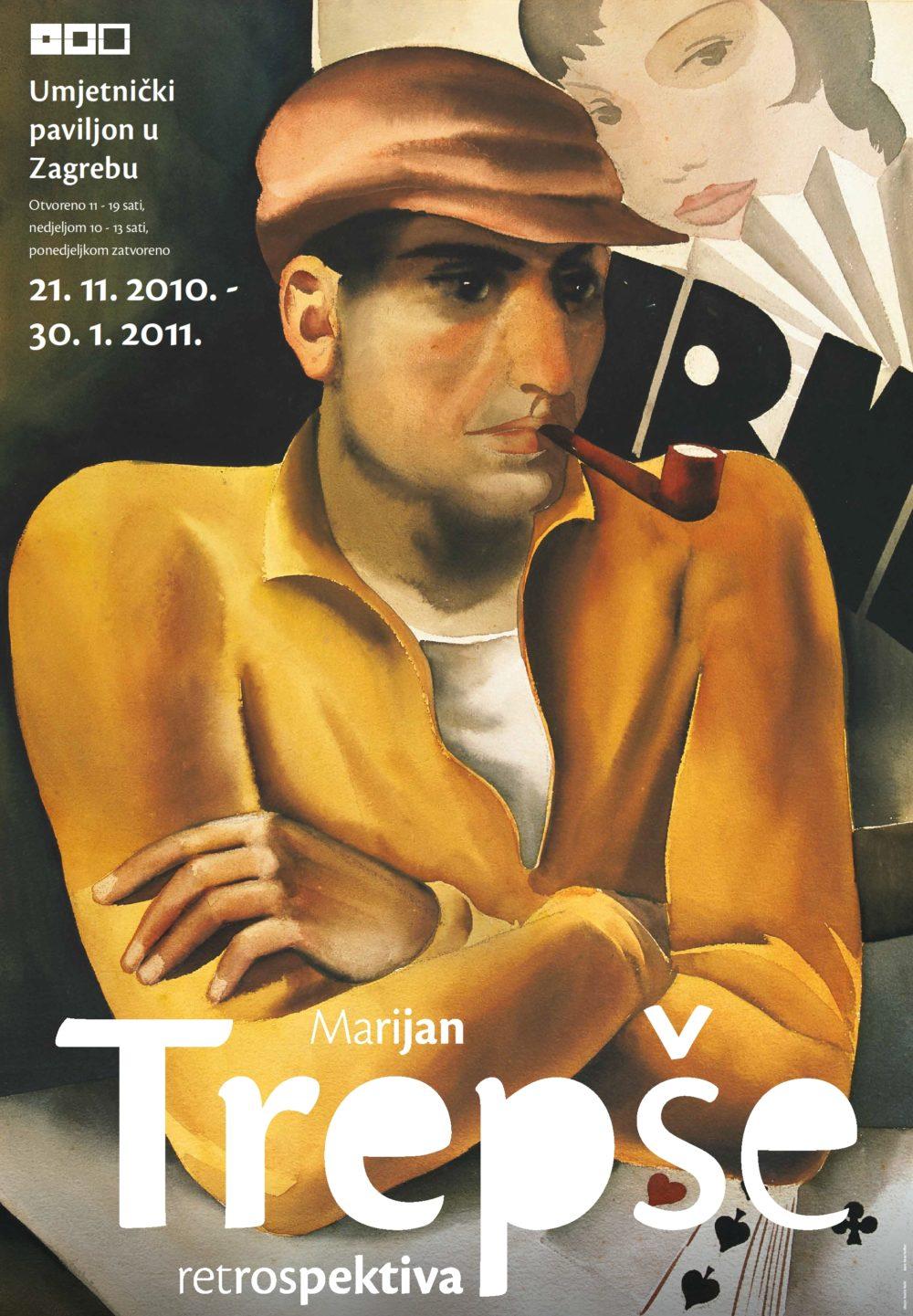 Marijan Trepše 2010 plakat