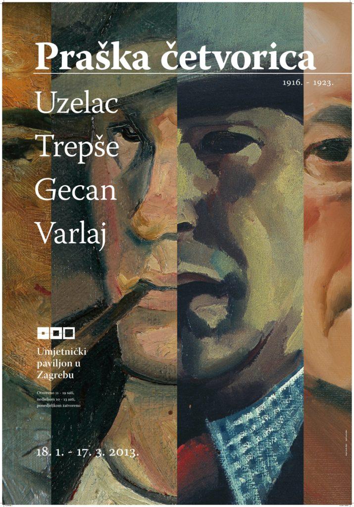 The Prague Four / Uzelac, Trepše, Gecan, Varlaj