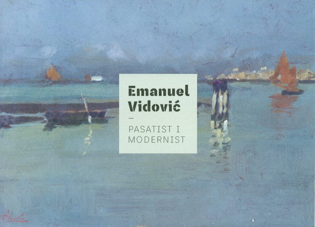 """Otvorenje izložbe """"Emanuel Vidović – pasatist i modernist"""" u Splitu"""