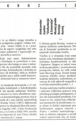 Ksenija  Turčić Hrvatsko slovo 08062018