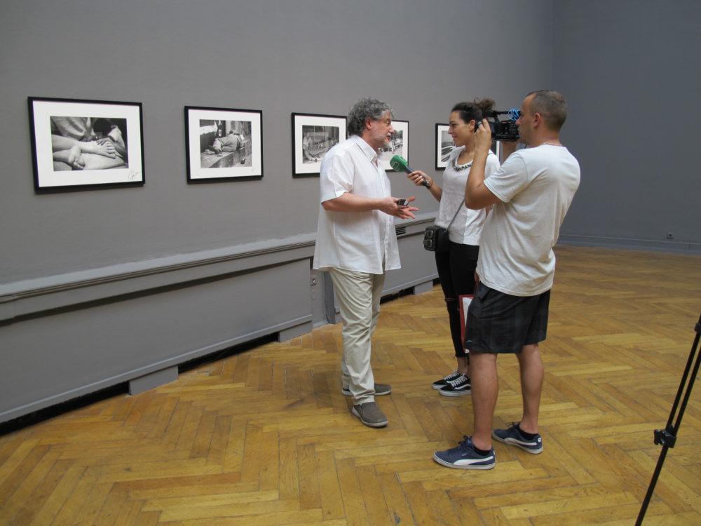 Otvorena je izložba fotografija Joséa Cure
