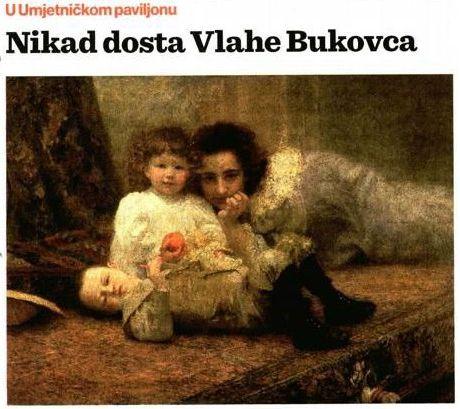 """""""Vlaho Bukovac i Alexandre Cabanel – povijesni susret učenika i učitelja""""  – iz medija"""