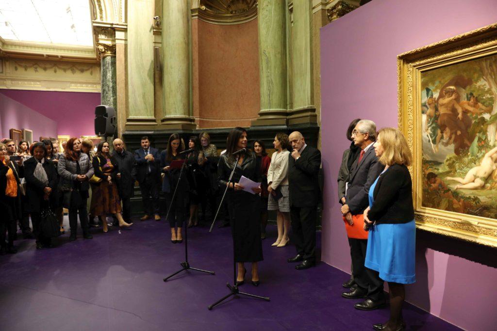 Otvorena izložba Vlahe Bukovca i Alexandrea Cabanela
