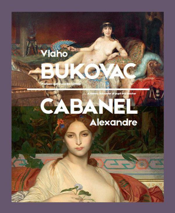V_Bukovac_A_Cabanel_katalog_naslovnica