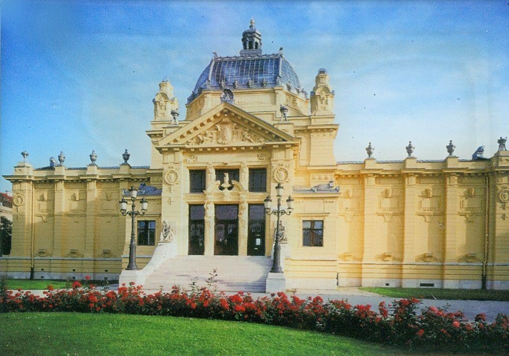 Magnet Umjetnički paviljon u Zagrebu