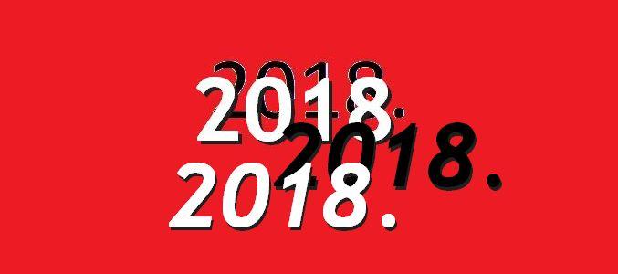 Osvrti o izložbenim programima u 2018. godini