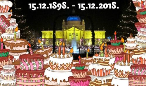 Dan Umjetničkog paviljona u Zagrebu – subota, 15. prosinca 2018.