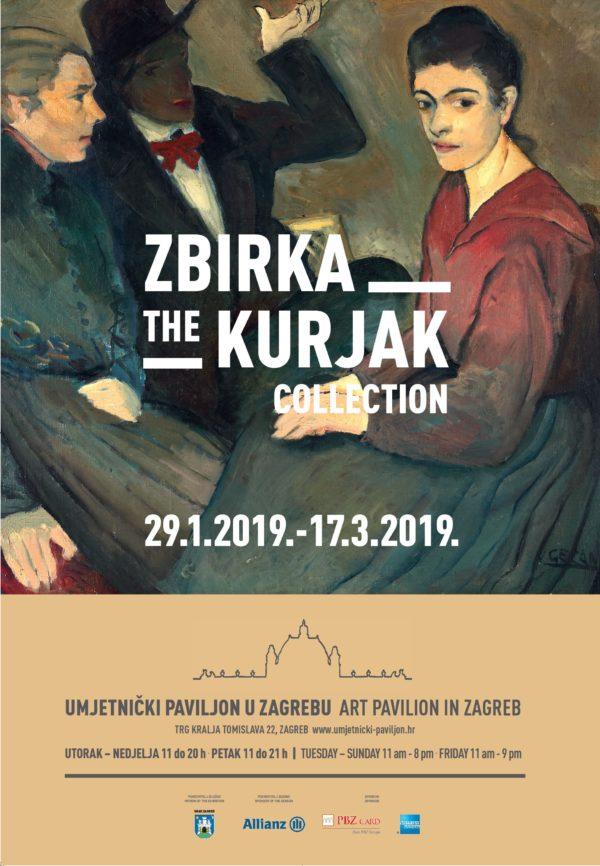 Zbirka Kurjak plakat B1