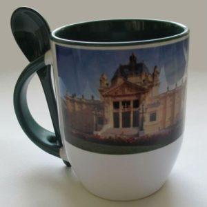 """Mug """"Art Pavilion in Zagreb"""""""