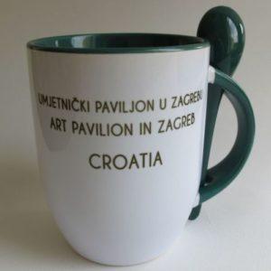 """Šalica """"Umjetnički paviljon u Zagrebu"""""""