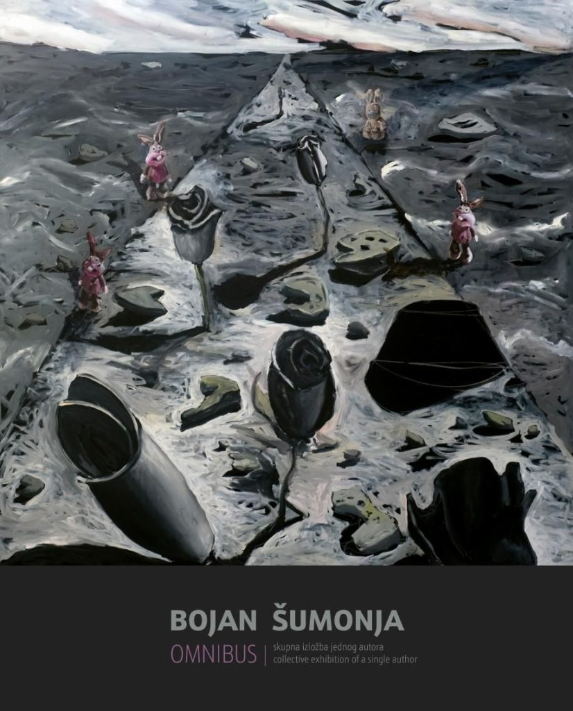 BOJAN ŠUMONJA – Omnibus / collective exhibition of a single author