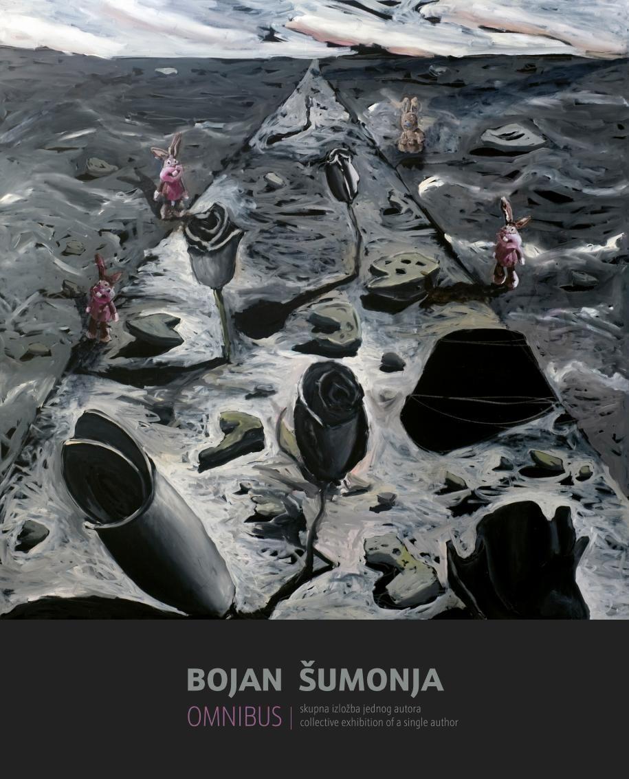 Promocija kataloga izložbe Bojana Šumonje