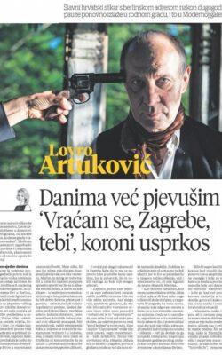 Lovro Artuković, Večernji list, 28. 10. 2020. (1)